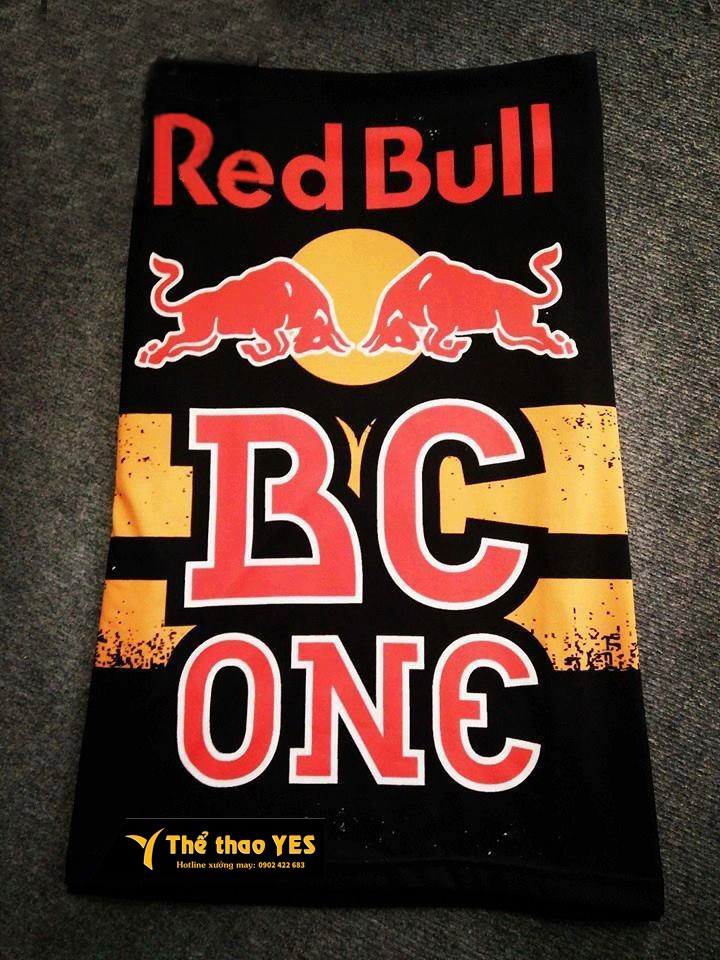 may đồ thể thao red bull