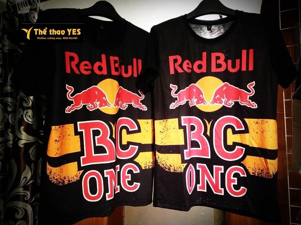 đồng phục red bull