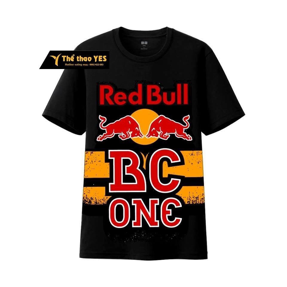 đồng phục thương hiệu red bull