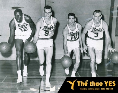 Top mẫu áo đồng phục bóng rổ NBA