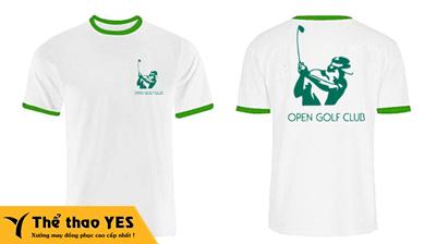áo thun đồng phục chơi golf cao cấp