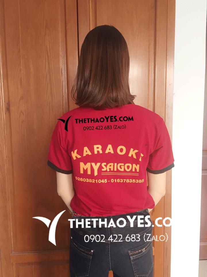 đồng phục nhân viên karaoke