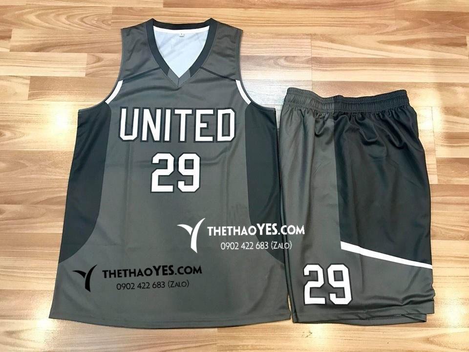 đồng phục bóng rổ cho nam