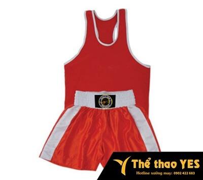 áo đồng phục boxing