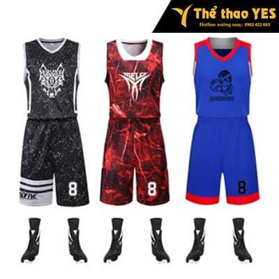 trang phục bóng rổ