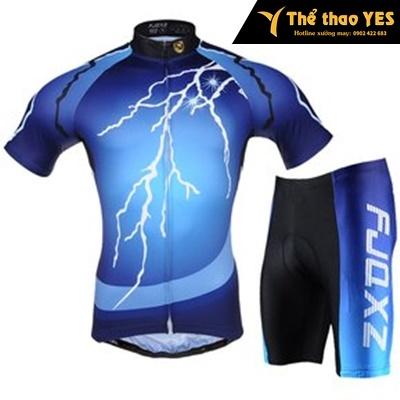 quần áo xe đạp lazada