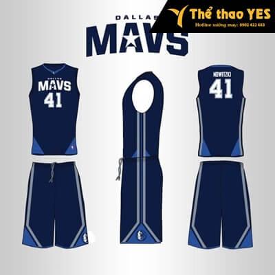 may đồng phục bóng rổ