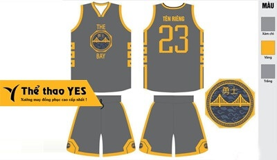 đồng phục bóng rổ TP HCM