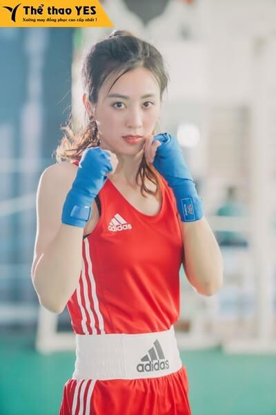 đồng phục boxing rẻ