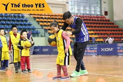 đồng phục bóng rổ Hà Nội