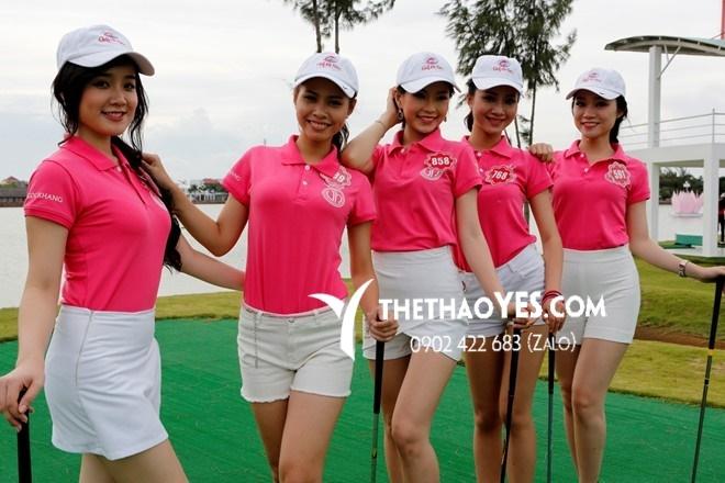 quần áo chơi golf phong cách