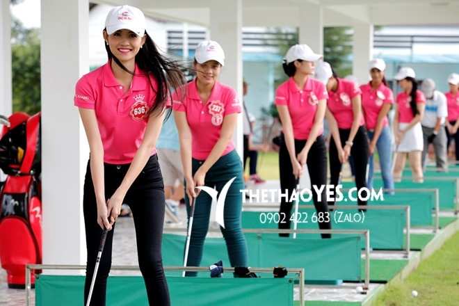đồ thể thao chơi golf cao cấp