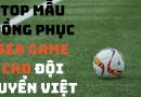 May áo thun đồng phục SEAGAME cho đội tuyển Việt Nam