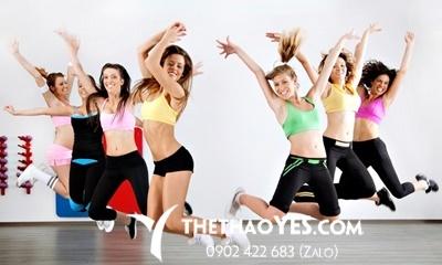 May đồng phục tập nhảy đẹp