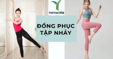May đồng phục tập nhảy – Thể Thao YES