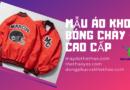 Các mẫu áo khoác bóng chày đỏ cao cấp