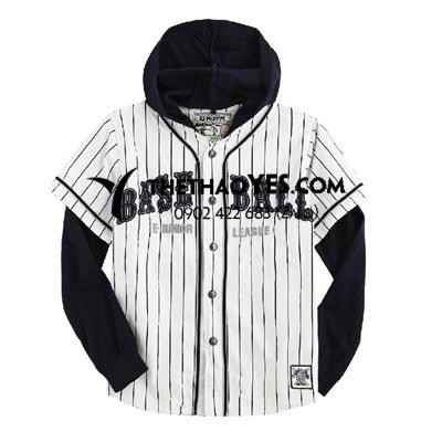 quần áo khoác bóng chày nam