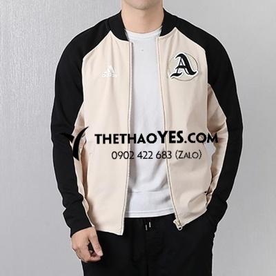 áo khoác bóng chày converse