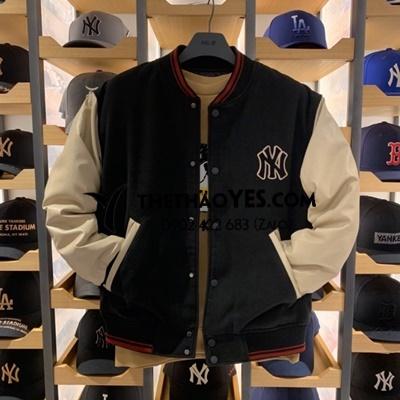áo khoác bóng chày hàn quốc