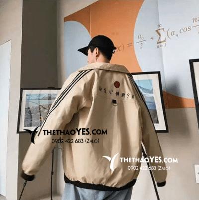 áo khoác oversize là gì