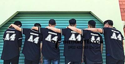 áo lớp bóng chày quận 1