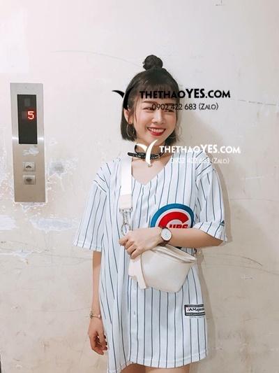 áo lớp bóng chày cấp 2