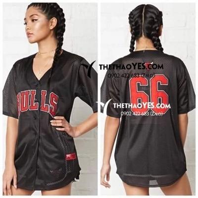 áo bóng chày mỹ