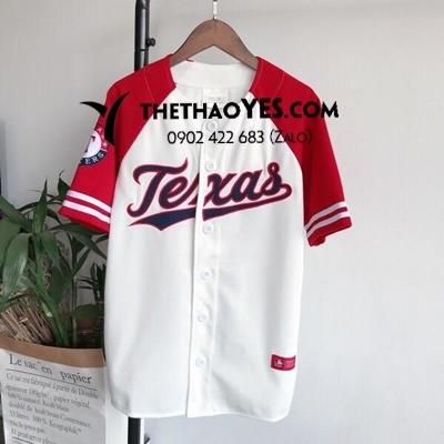 áo bóng chày nữ ba lỗ