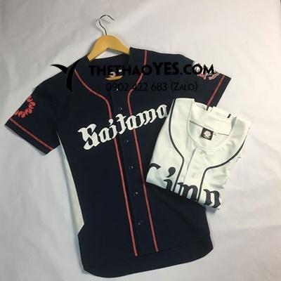 áo bóng chày cho bé