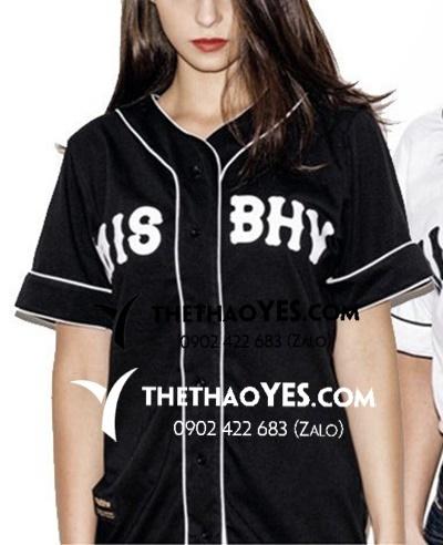 áo bóng chày giá rẻ
