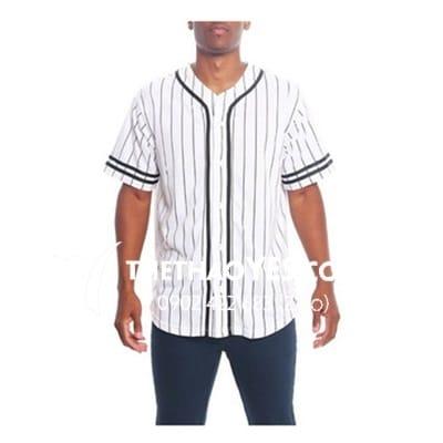 áo thun sơ mi bóng chày