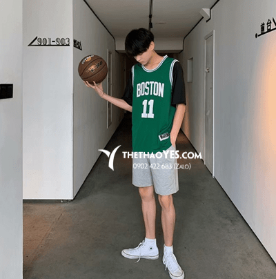 địa chỉ sản xuất áo bóng rổ thể thao vải mè là gì?