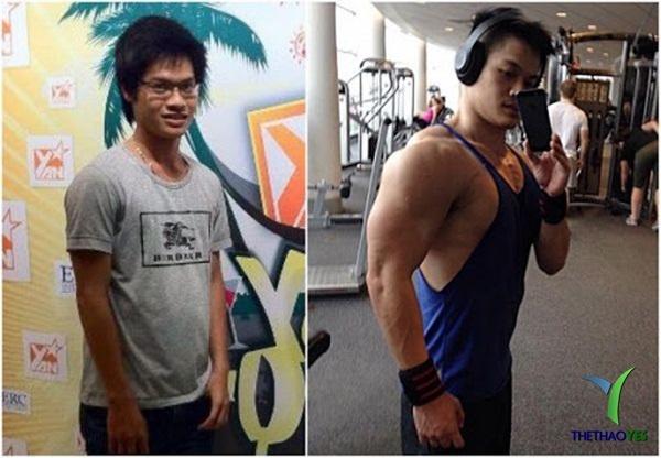 Hướng dẫn người mới tập gym