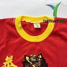 Xưởng may in áo múa lân giá rẻ quận Gò Vấp