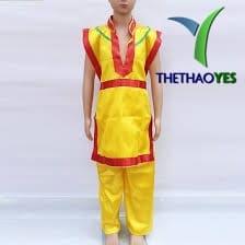 Xưởng may in áo múa lân giá rẻ quận 10