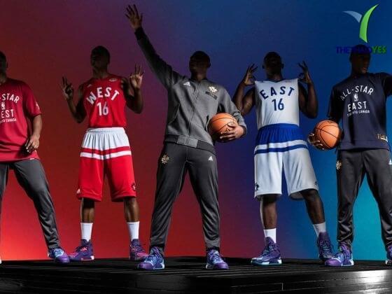 Các mẫu đồ bóng rổ chính hãng số lượng lớn 9