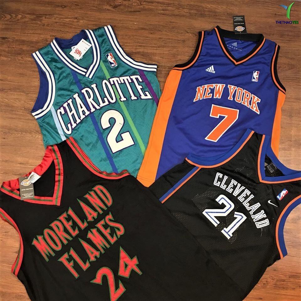 Các mẫu đồ bóng rổ chính hãng số lượng lớn 1
