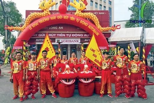 TOP 20 MẪU đông phục múa lân ĐẸP NHẤT THIÊN HÀ quận 3