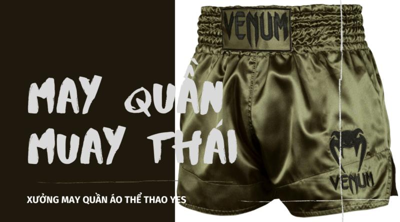 quần Muay Thái
