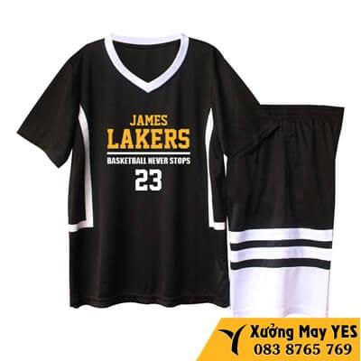 xưởng may quần áo bóng rổ nam nữ chất lượng
