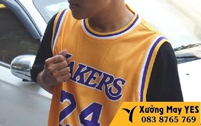 áo bóng rổ cao cấp