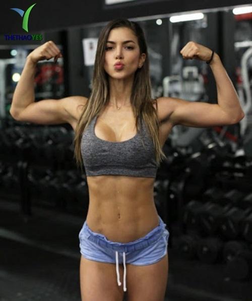 bài tập gym hay cho nữ