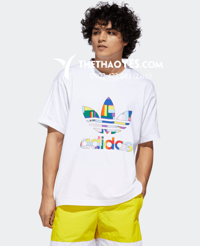 áo polo adidas nam