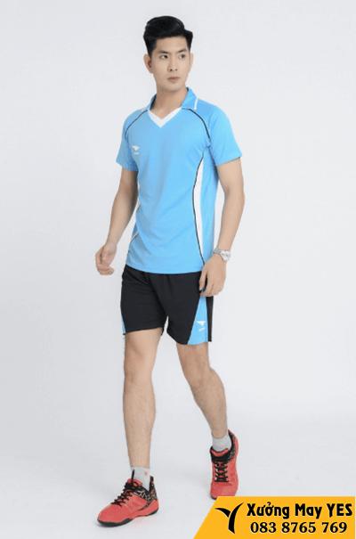 xuất khẩu áo quần thể thao nam