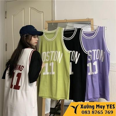 may đồng phục bóng rổ cao cấp