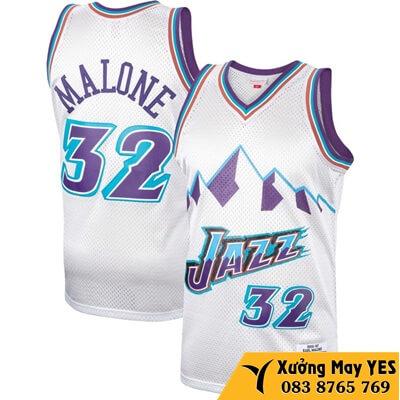 may áo quần bóng rổ