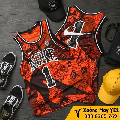 may áo quần bóng rổ chất lượng
