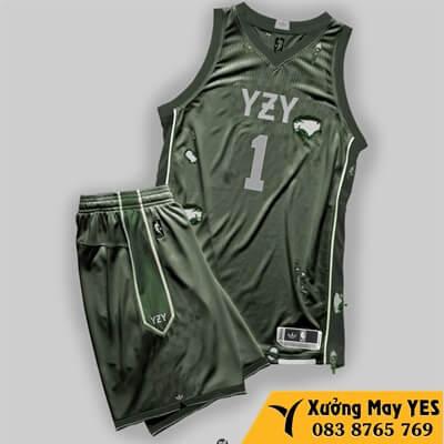 quần áo bóng rổ rẻ