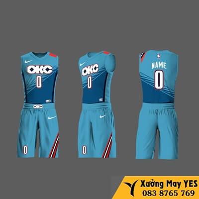 đồng phục bóng rổ giá rẻ cao cấp