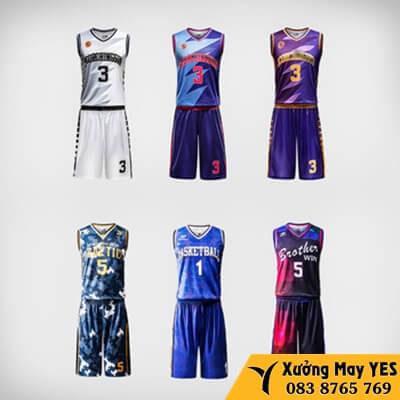 may đồng phục bóng rổ giá rẻ cao cấp